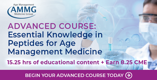 online education - peptides advanced course
