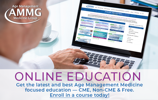 certification in age management medicine