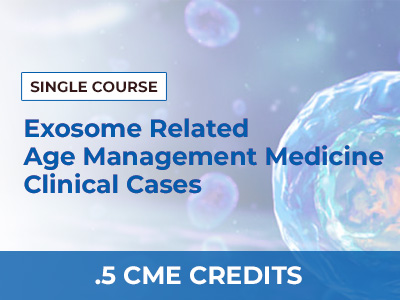 "Exosome Related Age Management Medicine Clinical Cases by Michale ""Mickey"" Barber, M.D. 