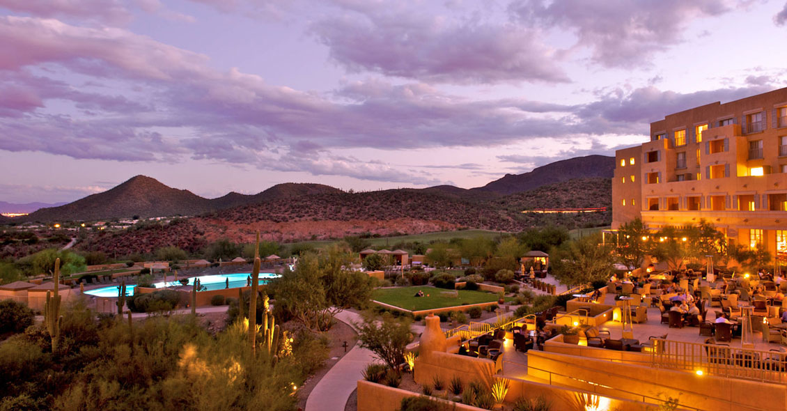 Age Management Medicine Group AMMG Conference November 2018 Tucson Arizona JW Marriott Starr Hotel Sunset