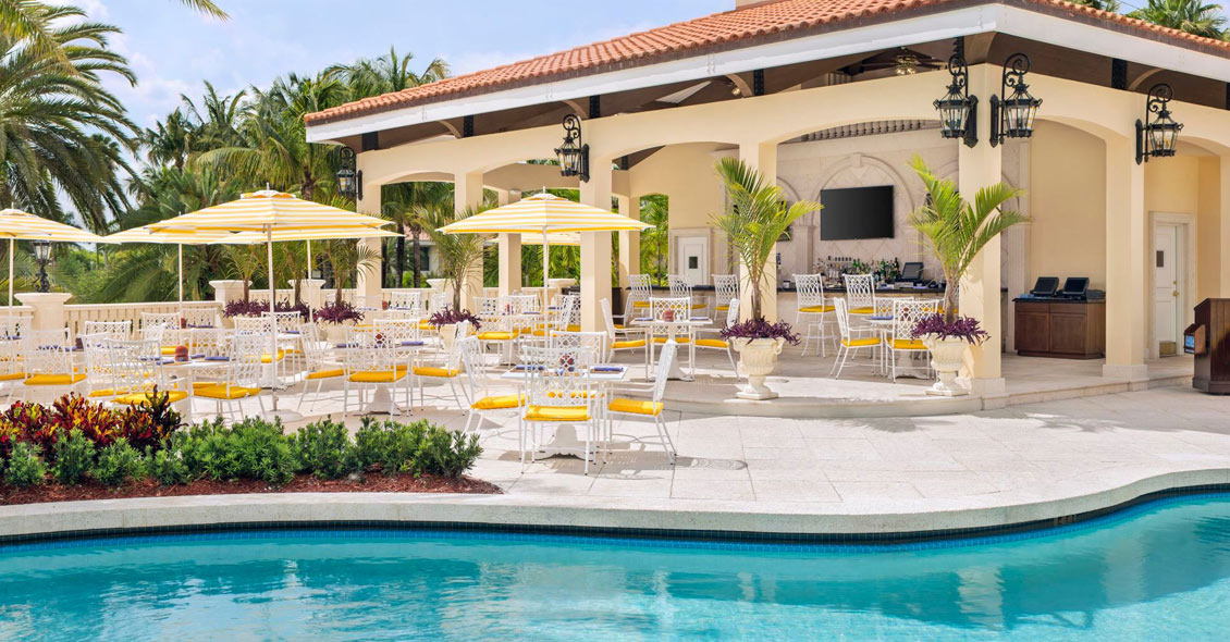 Age Management Medicine Group AMMG Conference April 2019 NATIONAL DORAL MIAMI RESORT Poolside
